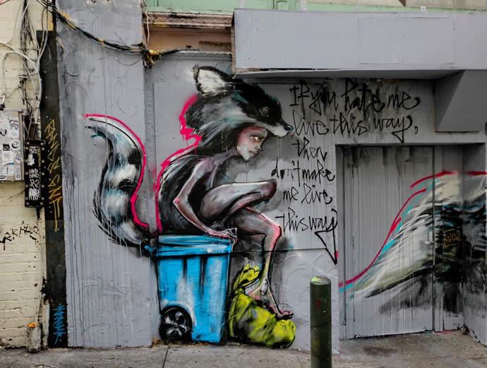 100 street-art fun et créatifs – vol10 41