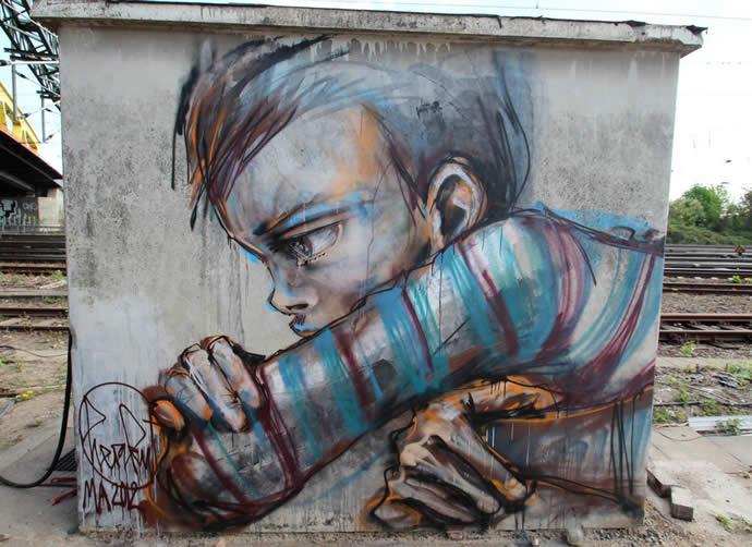 100 street-art fun et créatifs – vol10 43