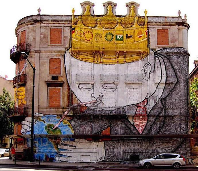 100 street-art fun et créatifs – vol10 13