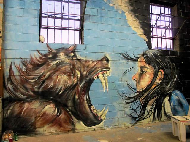 100 street-art fun et créatifs – vol10 44