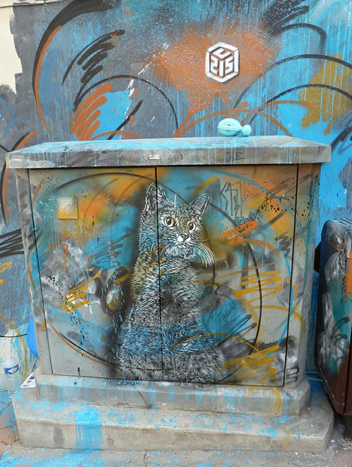 100 street-art fun et créatifs – vol10 9