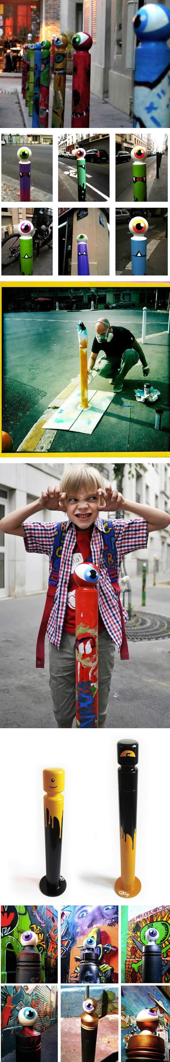 90 street art fun et créatifs – vol10 47 100 street art fun et créatifs – vol10