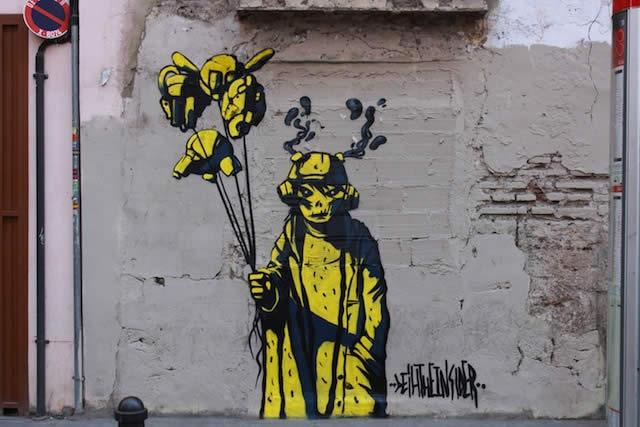 100 street-art fun et créatifs – vol10 63