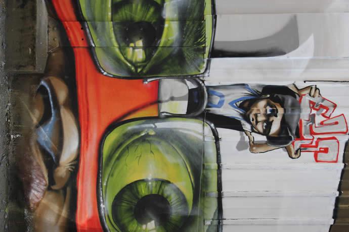 100 street-art fun et créatifs – vol10 65