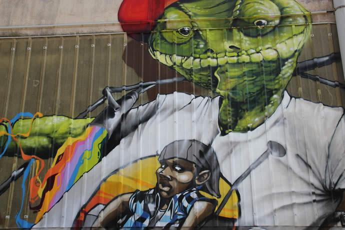 100 street-art fun et créatifs – vol10 5