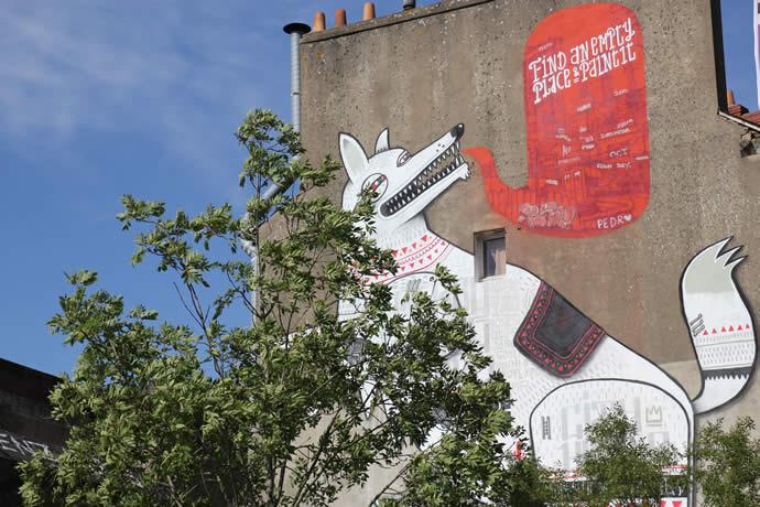 100 street-art fun et créatifs – vol10 27