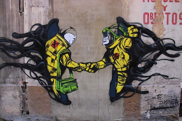 100 street-art fun et créatifs – vol10 50