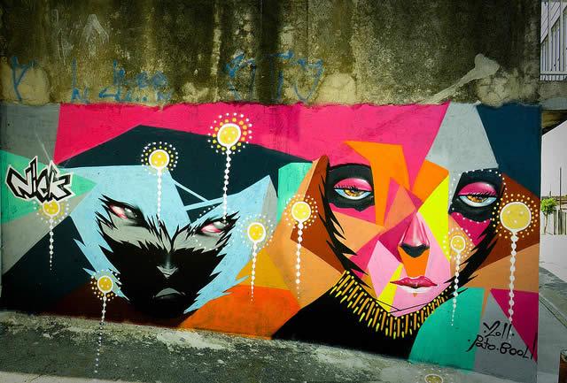 100 street-art fun et créatifs – vol10 35