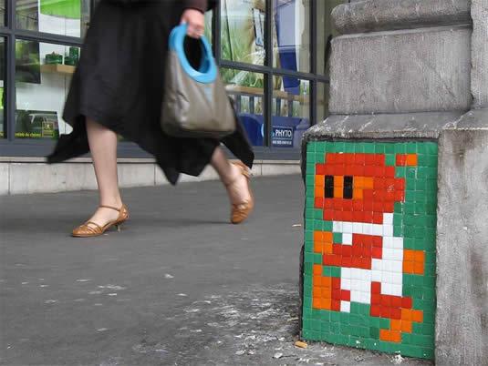 100 street-art fun et créatifs – vol10 73