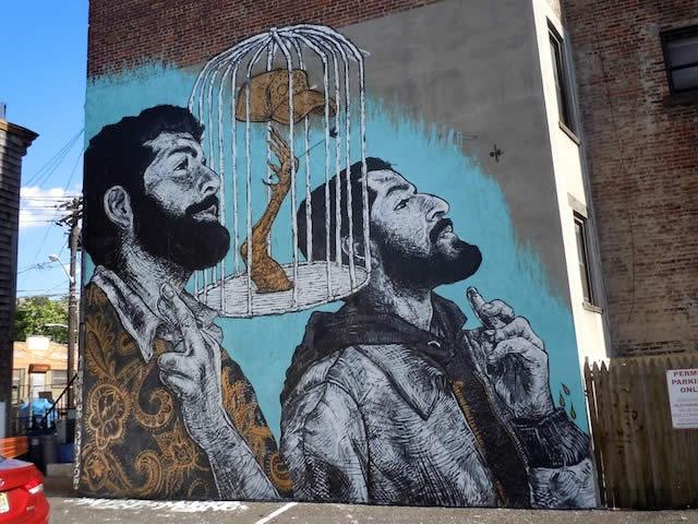 100 street-art fun et créatifs – vol10 36