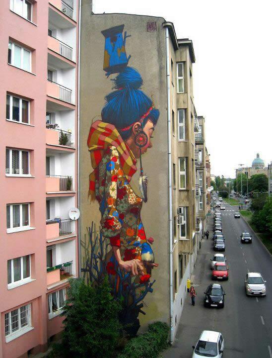 100 street-art fun et créatifs – vol10 30