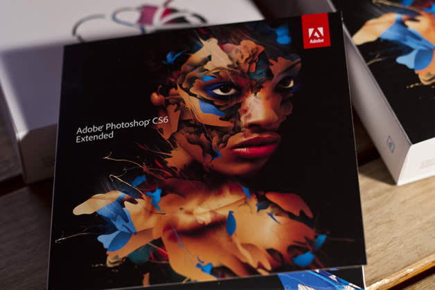 Adobe Photoshop CS6 Extended - Making-of de la couverture 6
