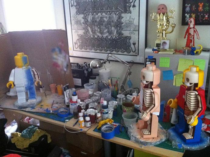 Anatomie de Lego géants 4