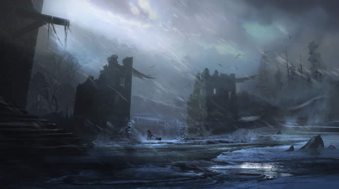 Les ArtWorks Game Of Thrones de Cyril Tahmassebi 11