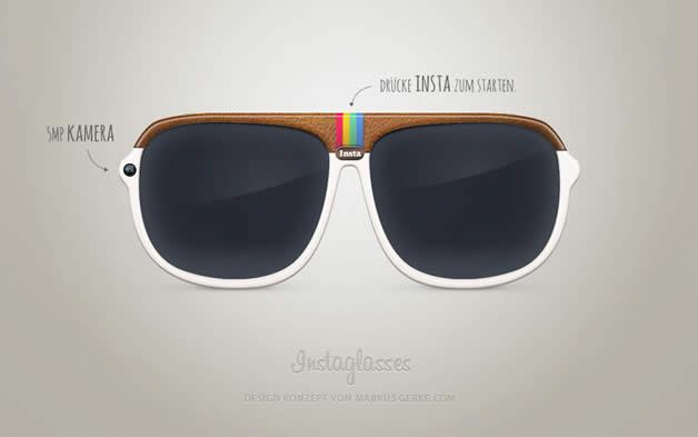 Lunettes + instagram=Instaglasses 2