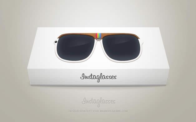 Lunettes + instagram=Instaglasses 8