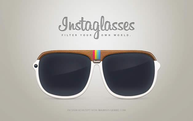 Lunettes + instagram=Instaglasses 11