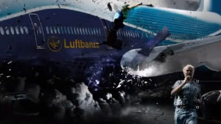 Luftbanza Airlines - #Photoshop 1