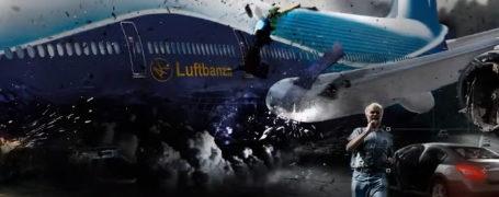 Luftbanza Airlines - #Photoshop 2