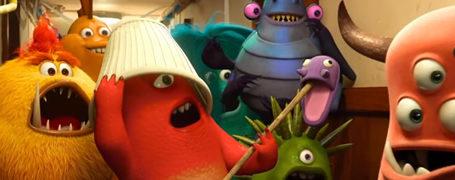 Disney/Pixar - Monsters University Teaser - Pony 9