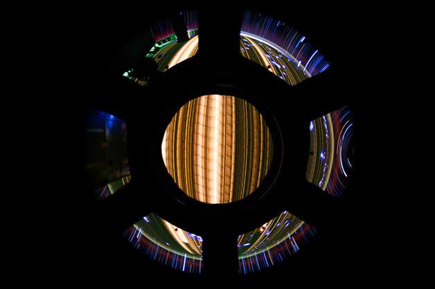 Photos longues poses de la Terre depuis l'espace 2