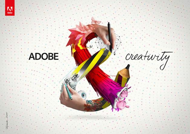"""Nouvelle campagne de publicité pour """"Adobe &"""" 2"""