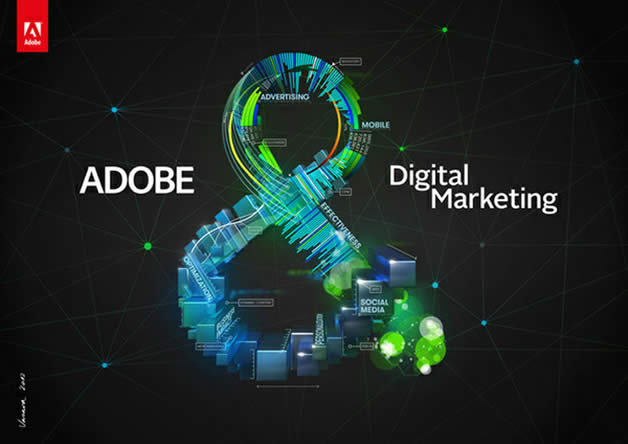 """Nouvelle campagne de publicité pour """"Adobe &"""" 5"""