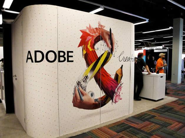 """Nouvelle campagne de publicité pour """"Adobe &"""" 7"""