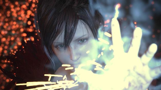 Agni's Philosophy - Demo en temps réel Final Fantasy 2
