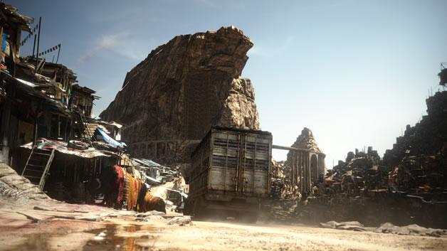 Agni's Philosophy - Demo en temps réel Final Fantasy 3