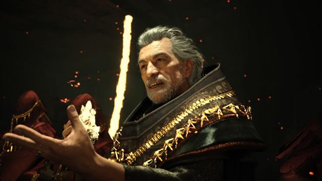 Agni's Philosophy - Demo en temps réel Final Fantasy 4