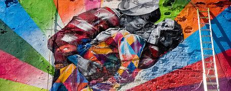 Street Art à New York par Eduardo Kobra 8
