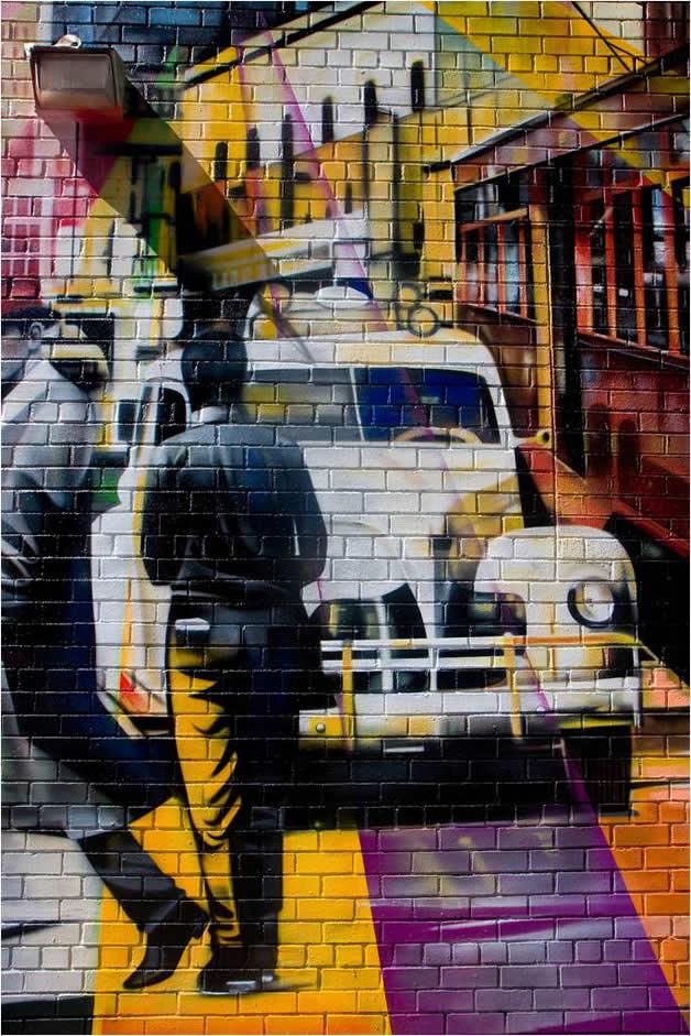 Street Art à New York par Eduardo Kobra 4