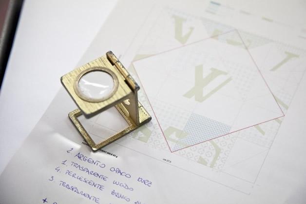 Une invitation en Origami Louis Vuitton 3