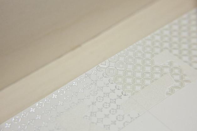 Une invitation en Origami Louis Vuitton 6