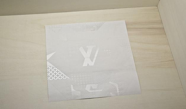 Une invitation en Origami Louis Vuitton 7