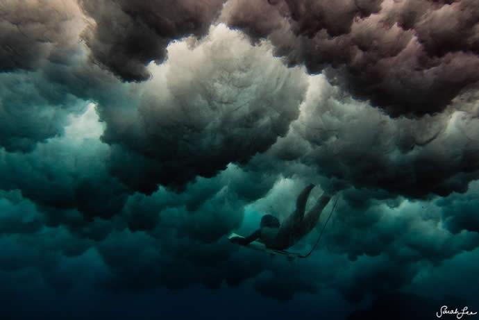 Les photos sous-marines de Sarah Lee 2