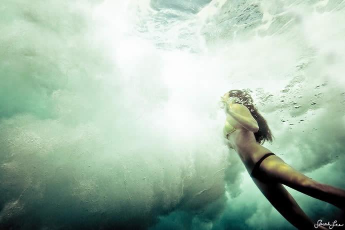 Les photos sous-marines de Sarah Lee 12