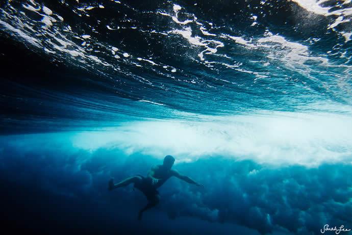 Les photos sous-marines de Sarah Lee 16