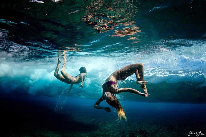 Les photos sous-marines de Sarah Lee 17