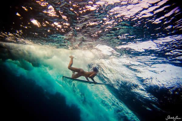 Les photos sous-marines de Sarah Lee 4