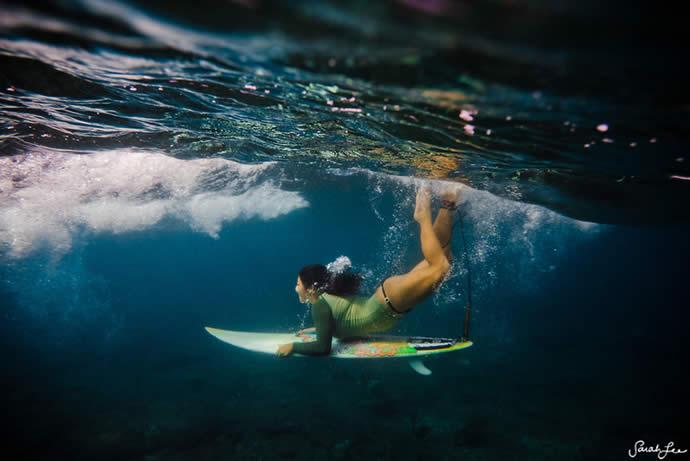 Les photos sous-marines de Sarah Lee 6