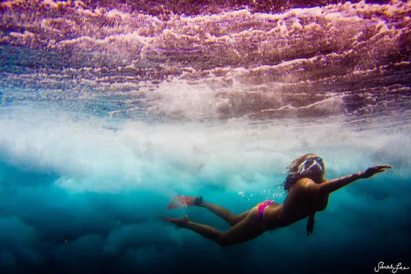 Les photos sous-marines de Sarah Lee 7
