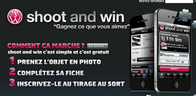 Gagnez avec Olybop et shoot and win 1000euros de cadeaux que vous souhaitez 2