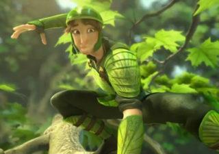 Le Trailer HD d'animation EPIC 2013 1