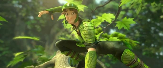 Le Trailer HD d'animation EPIC 2013 2