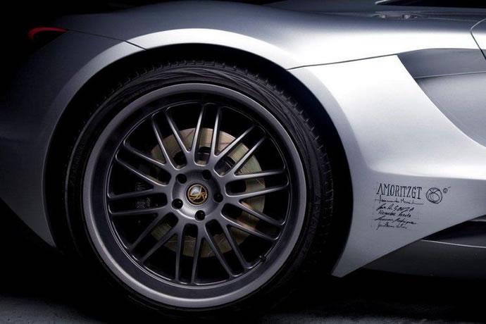 Concept Car DoniRosser AmoritGt 2