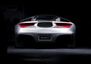 Concept Car DoniRosser AmoritGt