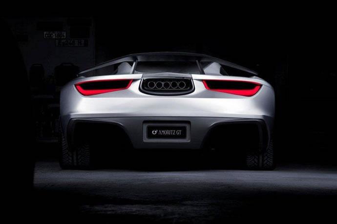 Concept Car DoniRosser AmoritGt 4