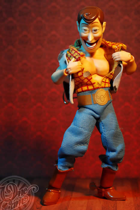 Woody de Toy Story est un Pervers - Sinister Woody 4